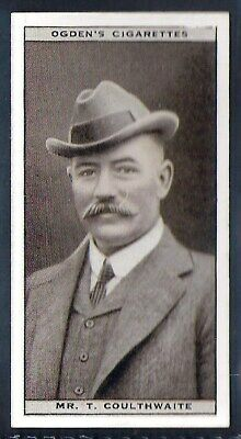 Ogdens-Steeplechase Celebrities-#06- Top Quality Horse Racing Card!!!