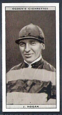 Ogdens-Steeplechase Celebrities-#21- Top Quality Horse Racing Card!!!