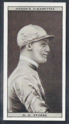 Ogdens-Steeplechase Celebrities-#42- Top Quality Horse Racing Card!!!