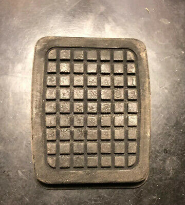 NOS 1967-69 Ford Truck F100 150 250 350 Brake Clutch Pedal Pad C7TZ-2457-A