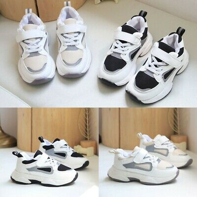 Kids Sport Shoes Baby Girls Boys Soft Sole Toddler Mesh Running Sport Sneakers