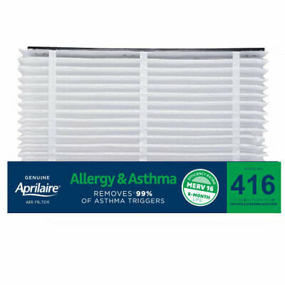 Aprilaire #416 MERV 16 Replacement Filter