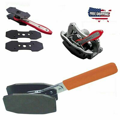 Portable Car Ratchet Brake Piston Spreader Wrench Caliper Pad Install Tool Press