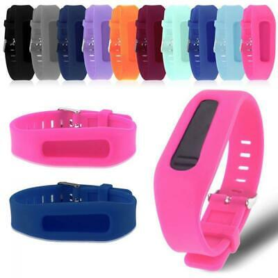 New Classic Silicon Wristband Strap Band Replacement Bracelet For FITBIT ONE
