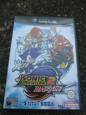 Nintendo Gamecube Sonic Adventure Battle 2 Sega