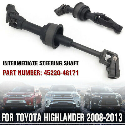 🔥 Steering Intermediate Shaft Assy 45220-48171 For TOYOTA Highlander 2008-2013