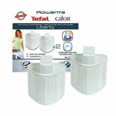 Tefal  Twin Pack Cartridges Xd9070Eo Liberty Power Steam Ironing