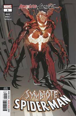 Absolute Carnage Symbiote Spider-Man #1 Francesco Mobili 2nd Printing Variant NM
