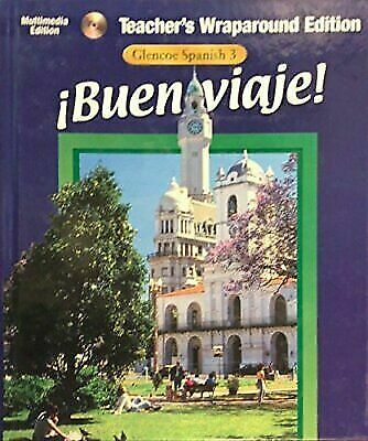 Buen Viaje Level 3 2000 Twe Vol. 3 by Glencoe Publishing Staff (2000, Hardcover)