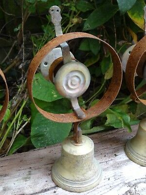 Reclaimed Servants Maid Butler Bell Brass Bells Door Knobs Handles