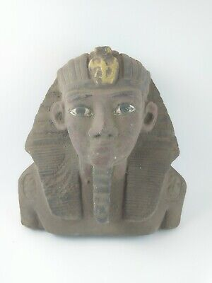 RARE ANTIQUE ANCIENT EGYPTIAN Statue Stone Head King Ramses Ii 1292 Bc