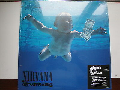 Nirvana: Nevermind Vinilo LP + Download