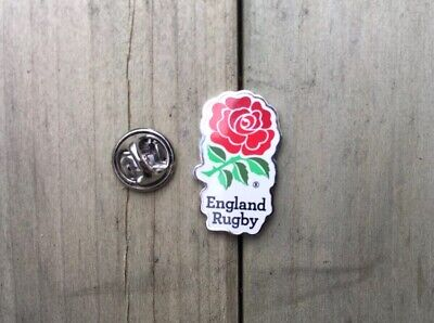 England RFU Rugby #Wear The Rose Pin Badge Officials World Cup Japan