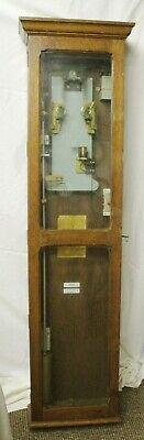 Gents Of Leicester Po36 Electric Master Clock As Used By Gpo Exchanges