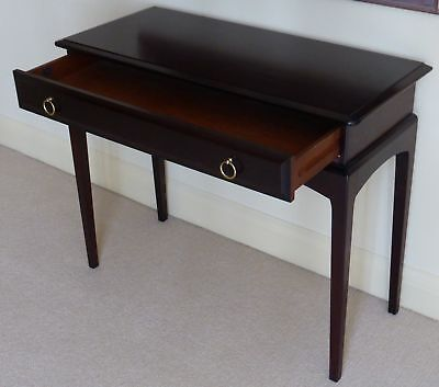 Stag Minstrel Console Table with Drawer