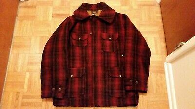 Woolrich Hunt Coat (42) - USA made.  Vintage 1930s.  Very good condition