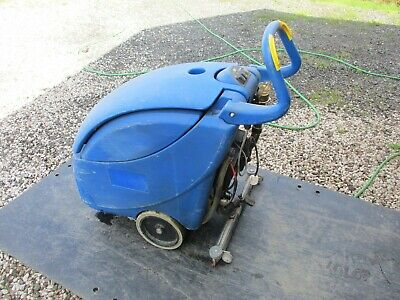 Nilfisk Scrubtec 343.2 Floor Scrubber Cleaner Dryer Rechargable Battery Cordless