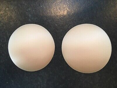 Super soft round bra cup molded Nude Size B       ~Extremely Comfortable~