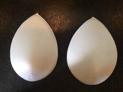 Super soft Teardrop bra cup molded Ivory Size B       ~Extremely Comfortable~