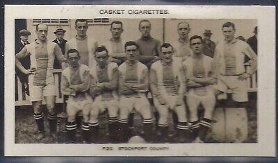 -#46- DERBY COUNTY CROOKS CARRERAS-FAMOUS FOOTBALL ERS 1935 48 SET