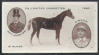 Smiths-Derby Winners-#20- Horse Racing - St Blaise
