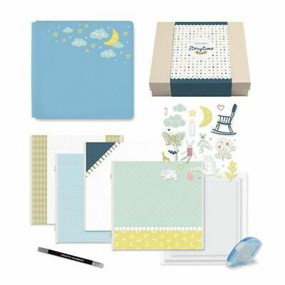 Creative Memories Story Time Boy gift box bundle,Baby, Shower Gift, Blue
