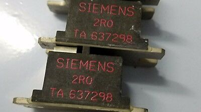1PC Siemens converter 6SE70 for resistance TA637298-2R0/2RO for industry use