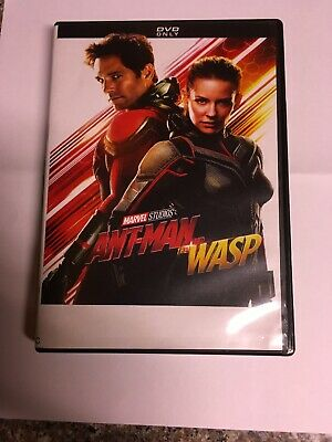 Ant-Man and The Wasp (DVD)(Paul Rudd, Michael Douglas, Evangeline Lilly)