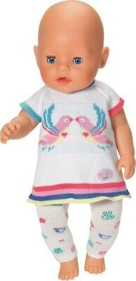 NEW Baby Born Trend Knitwear 43Cm from Mr Toys
