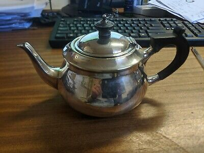 Vintage Silver Plate Epns Mappin And Webb London Country House Tea Teapot W20208