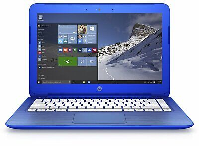 "HP Stream 13-c100na 13.3"" Laptop - Intel Celeron 32GB eMMC 2GB RAM Windows 10"