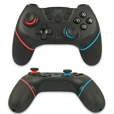 Wireless Bluetooth Gamepad Joystick Pro Controller For Nintendo Switch UK VHS#