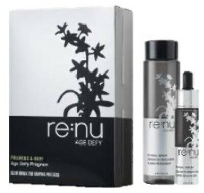 Joico Re:nu Age Defy by Shiseido 4-Month Re:nual Serum Program Hair Care