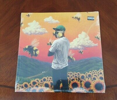Tyler, The Creator - Scum Fuck Flower Boy Sealed Limited Edition Yellow Vinyl