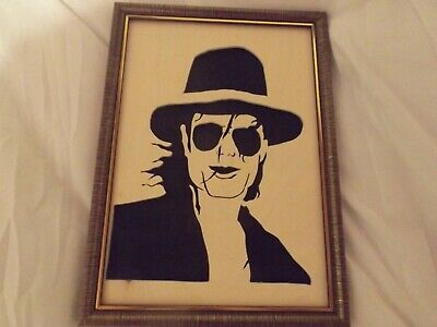 Pictures in wood ( Jacko )