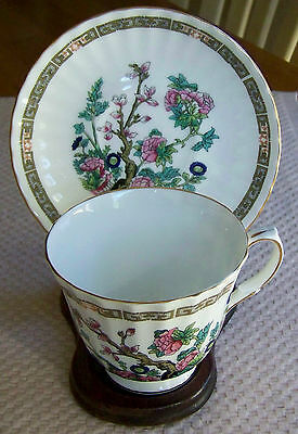 Vintage Duchess, Fine Bone China, Teacup & Saucer.  Made In England.