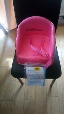 Safety 1st  Booster Seat in pink FREE POST