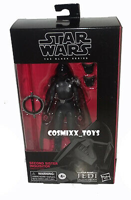 """Star Wars The Black Series #95 Second Sister Inquisitor  6"""" Figure Hasbro"""