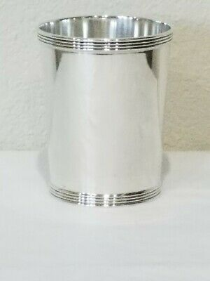 Sterling Silver Frank M. Whiting Kentucky Mint Julep Cup No Mono