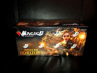 Magic: The Gathering Modern Horizons Booster Box - 36 Packs, Factory Sealed 2019