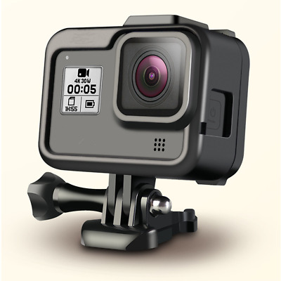 Protective Border Shell Frame Cage Case Accessorie For Gopro Hero 8 Sport Camera