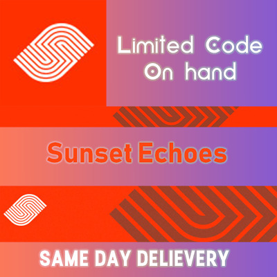 Destiny 2 Sunset Echoes emblem CODE ONLY SAME DAY Delivery