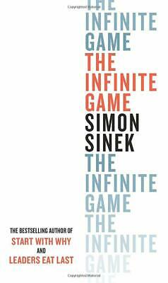 The Infinite Game By Simon Sinek NEW Hardcover 2019