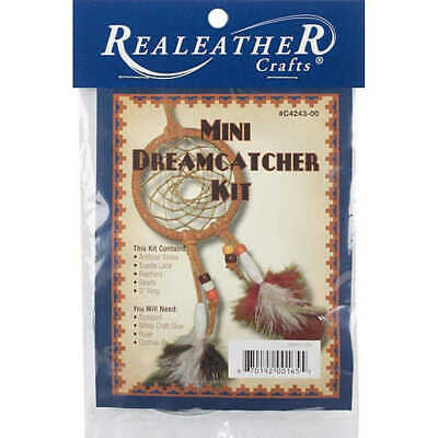 "Dream Catcher Kit - Mini Indian Lore x 3"" Diameter"