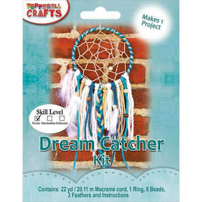 Macrame Dream Catcher Kit - Make Your Own!