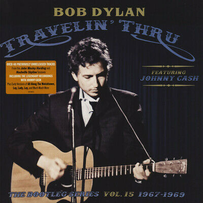 Bob Dylan - Travelin' Thru, 1967-1969: The Bo (Vinyl 3LP - 2019 - EU - Original)