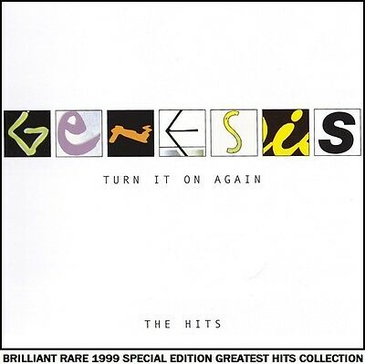 Genesis - The Very Best Greatest Hits Collection - RARE 1999 CD - (Phil Collins)