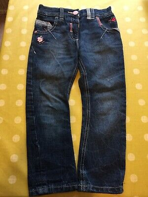 Next Girls Jeans Trousers 2-3 Years
