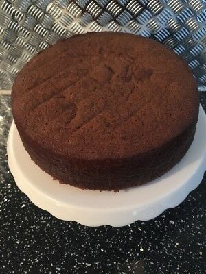 """Moist Rich Fragrant Home Made 10"""" ROUND JAMAICAN RUM CAKE ONLY £35!!!"""