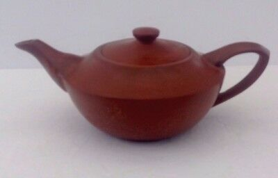Fine Chinese Clay Pottery Teapot W Removable Strainer Gr Condition 1 Tiny Chip